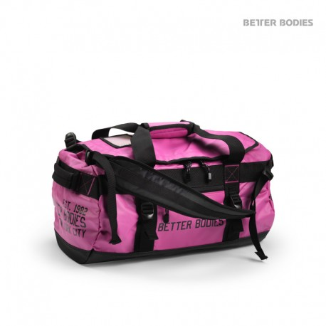 BB Duffel Bag - Hot Pink