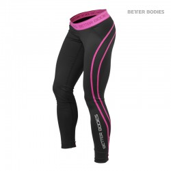 BB Athlete Tights - Black Pink