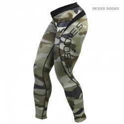 BB Camo Long Tights - Camo