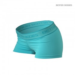 BB Fitness Hotpant - Aqua Blue