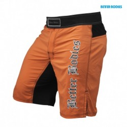BB Flex Board Shorts - Orange Black