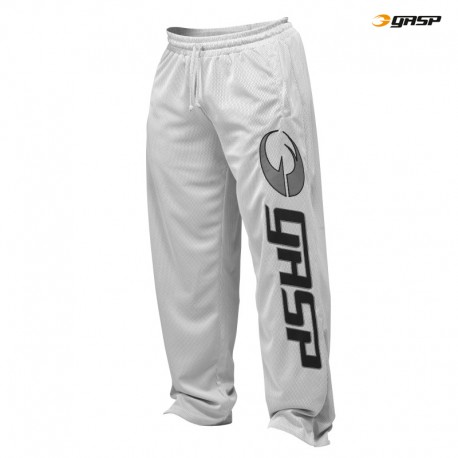 Gasp Ultimate Mesh Pant - White