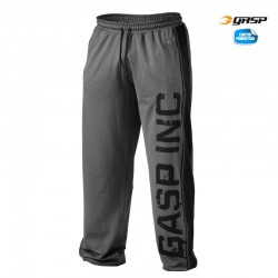 Gasp Printed Mesh Pant - Grey Black Limited