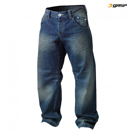 Gasp Baggy Denim - Blue