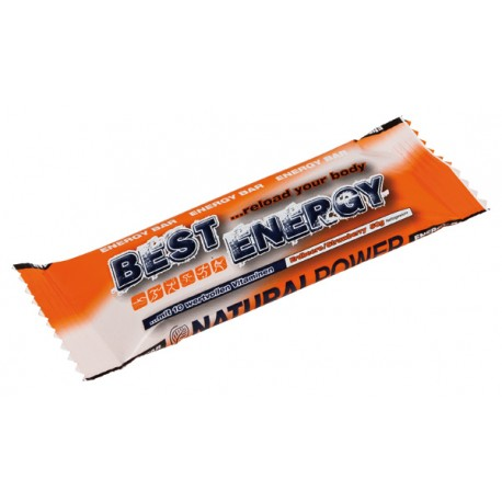 Best Energy Bar - Erdbeere