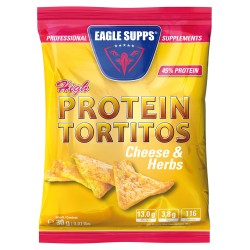 High Protein Tortitos - 30g