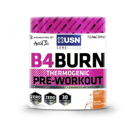 B4 - Burn
