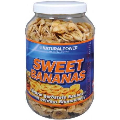 Geröstete Bananen - 1000g