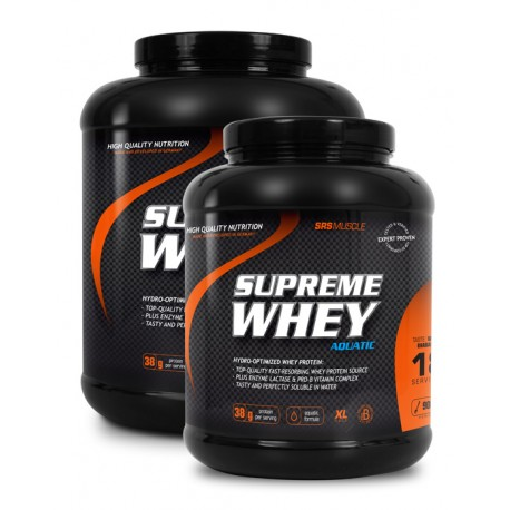 Supreme Whey - 900g