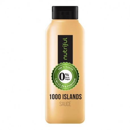 Nutriful 1000 Islands Sauce - 265ml