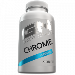Chrome Health Line - 120 Tabletten