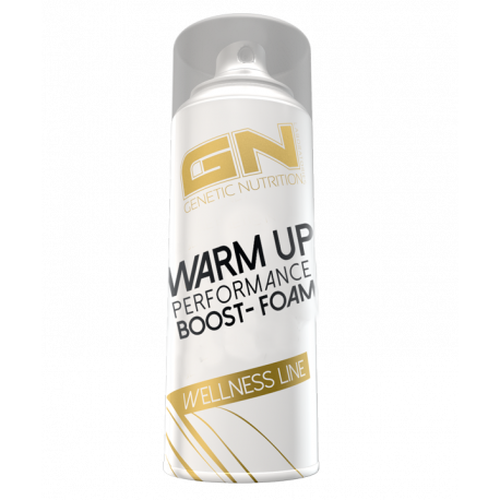 Warm UP Performance Boost-FOAM - 150ml