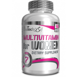 Women's Performance Multivitamin - 60 Tabletten