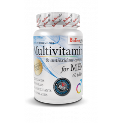 Men's Performance Multivitamin - 60 Tabletten