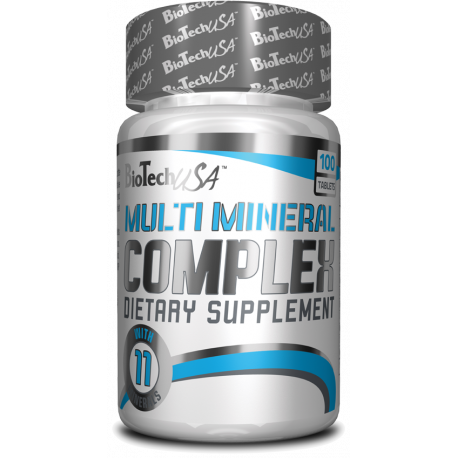 Multimineral Complex - 100 Tabletten