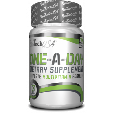 One A Day - 100 Tabletten