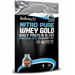 Nitro Pure Whey Gold - 2200g