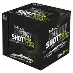 Energy Shot - 20 Ampullen