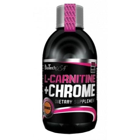 L-Carnitine Chrome - 500ml