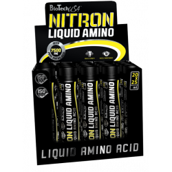 Nitron Liquid Amino - 20 Shots