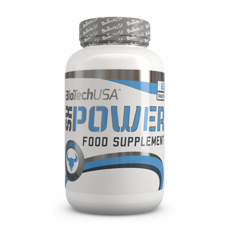 SX Power - 60 Tabletten