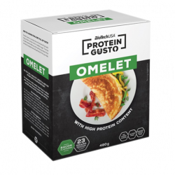 Protein Gusto Omelet Bacon - 480g