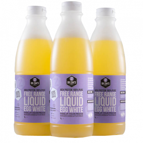 Liquid Egg White - 1000g