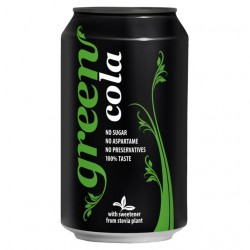 Green Cola - 330ml