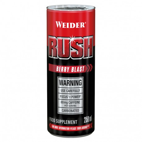 Rush RTD - 250ml