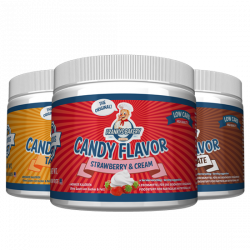Candy Flavor Powder - 200g