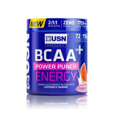 BCAA Power Punch Energy - 400g