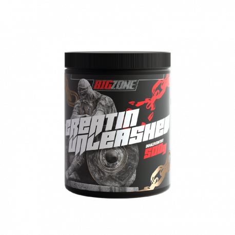 Creatine Unlashed Creapure - 500g