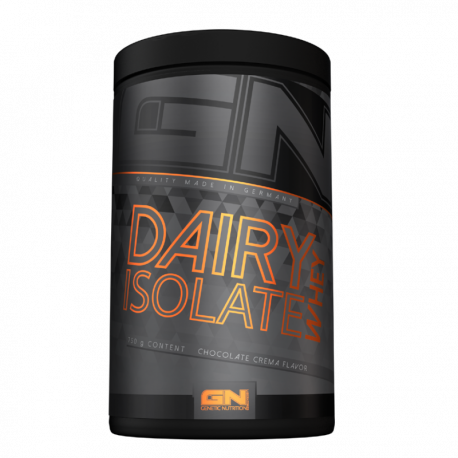 100% Dairy Whey ISOLATE - 750g