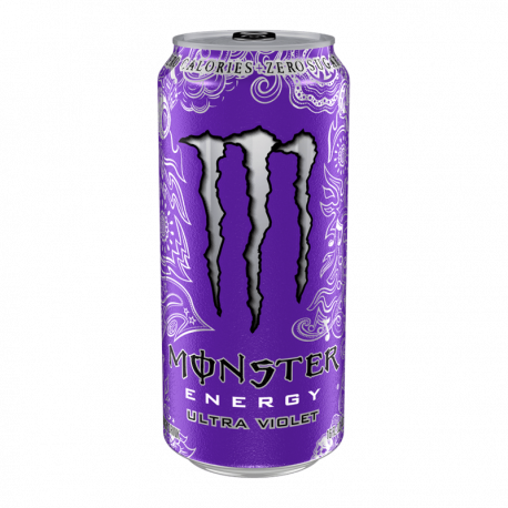 Monster Energy Ultra Zero - 12x500ml