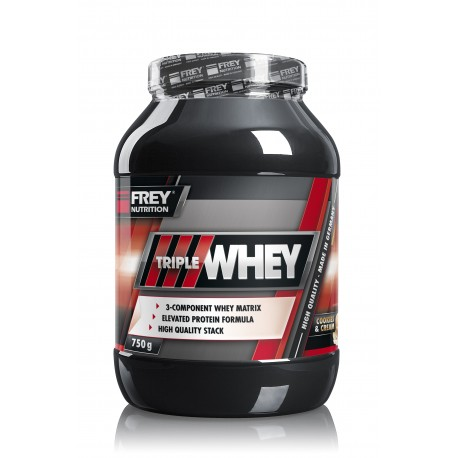 Triple Whey - 750g