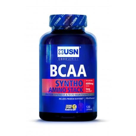 BCAA Syntho Stack 120 Kapseln