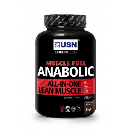 Muscle Fuel Anabolic - 2000g