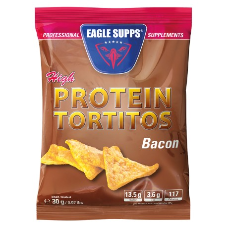 High Protein Tortitos