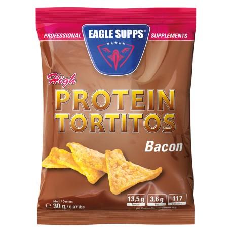 High Protein Tortitos