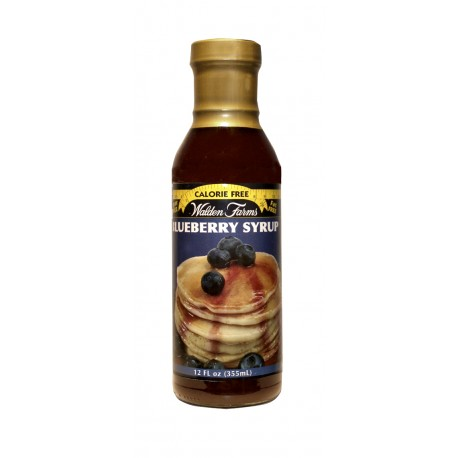 Blueberry Syrup - 355ml