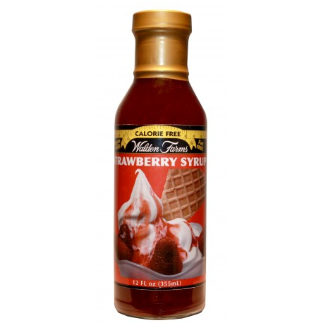 Strawberry Syrup - 355ml
