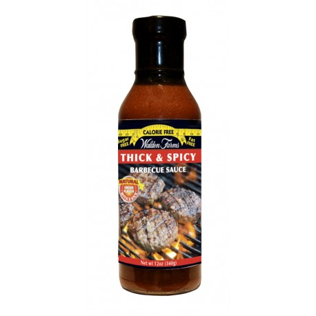 Barbecue Sauce Thick & Spicy - 340g