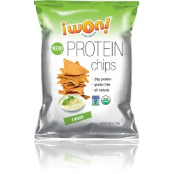 iWON! Proteinchips - Ranch 52g