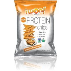 iWON! Proteinchips - Cinnamon French Toast 52g