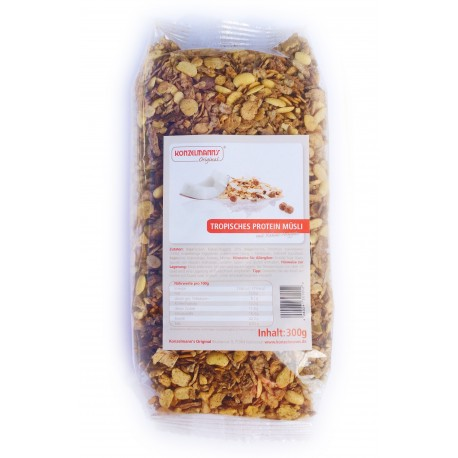 Low Carb Tropical Protein Müsli - 300g