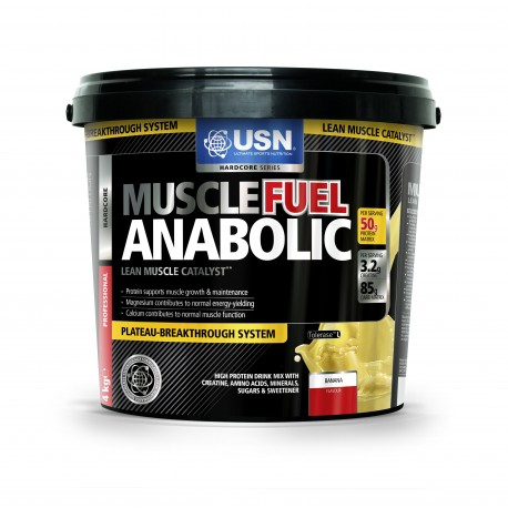 Muscle Fuel Anabolic - 4000g
